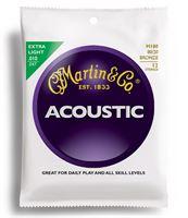 Immagine di MARTIN M180 Extra Light Muta di 12 corde per acustica