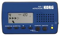 Picture of Metronomo digitale KORG MA-1 BLU