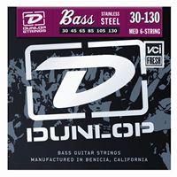 Picture of DUNLOP DBS40100 Muta di corde per basso 4 corde 040-100