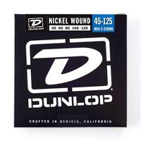 Picture of DUNLOP DBN45125 Muta di corde per basso 5 corde 045-125