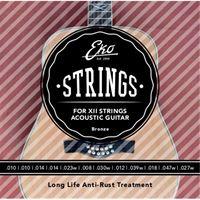 Picture of EKO Muta di corde per chitarra acustica 12 CORDE