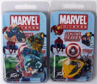 Picture of 03011370 Peavey Guitar Picks Marvel Heroes & Villains Genuine Accessories Hulk Loki