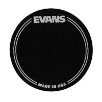 Picture of EVANS EQPB1 EQ Black Nylon Single Patch