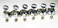 Picture of 0055121 Fender Tuner Machine Heads Affinity Strat \ Squier Chrome GENUINE PARTS