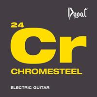 Picture of DOGAL Chromesteel Round Wound RW126B 010-046 MUTA DI CORDE CHITARRA ELETTRICA