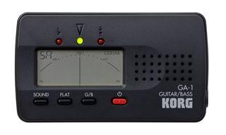 Immagine di KORG GA-1 Accordatore cromatico per chitarra e basso