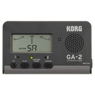 Immagine di KORG GA-2 Accordatore per chitarra e basso