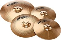 "Immagine di Paiste 201 Set 3 piatti 14"" Charleston 16"" Crash 20"" Ride"
