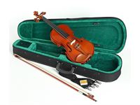 Picture of STEALTON MV012B VIOLINO DA STUDIO 4/4 + CUSTODIA RIGIDA + ACCESSORI