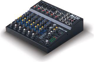 Picture of Alto Professional - ZEPHYR ZMX122FX Mixer 6 canali con effetti