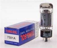 Picture of 7581A Tung-Sol (upgrades 6L6GC) PLATINUM selected
