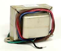 Picture of Fender #041318 Output Transformer Push pull 25 watt 6600 \ 8 ohm MADE IN USA