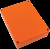 Picture of Chassis Box - Diecast Aluminum, Colored ORANGE