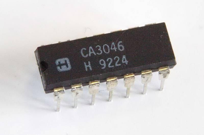 TBA331 INTEGRATED CIRCUIT