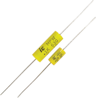 Picture of Illinois Polyester capacitor .0022 μF 630V 2,2nF