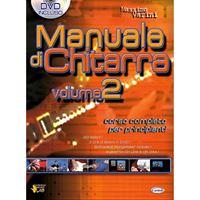 Immagine di Manuale di Chitarra + 2 DVD Vol. 2 - Varini