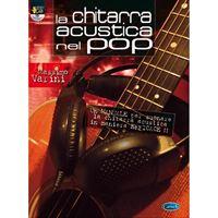 Immagine di Chitarra Acustica nel Pop + DVD - Varini