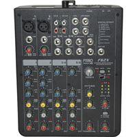 Immagine di MONTARBO FiveO F62X Mixer 6 canali 2 XLR + 2 stereo + DSP a 24 bit effetti