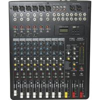 Picture of MONTARBO FiveO F124CX Mixer 12 canali 6 XLR + 4 stereo DSP effetti + MP3 USB record