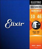 Picture of Elixir 12052 Muta di corde per elettrica Light 010-046