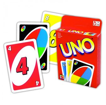 Picture of Playing cards UNO
