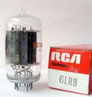 Picture of 6LR8 NOS RCA Triode-Beam Power tube