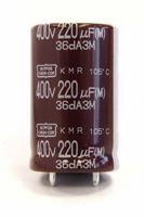 Immagine di Condensatore elettrolitico per Marshall 220uF 400V a scatto