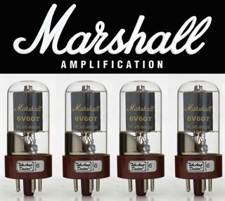 Immagine di Marshall 6V6GT VLVE-90086 QUARTETTO