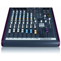 Picture of Allen & Heath ZED60-10FX Mixer 4 canali