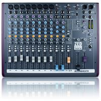 Picture of Allen & Heath ZED60-14FX Mixer 8 channels