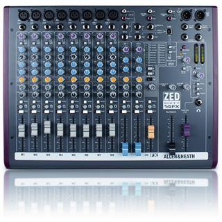 Picture of Allen & Heath ZED60-14FX Mixer 8 channels