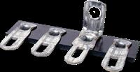 Picture of Terminal Strip - 4 Lug, 2nd Lug Common, Horizontal