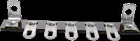 Immagine di Terminali a saldare - 5 occhielli, 0 in comune, orizzontale MADE IN USA