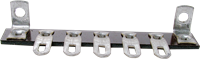 Picture of Terminal Strip - 5 Lug, 0 Common, Horizontal