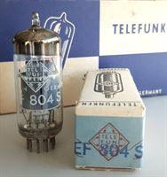 Picture of EF804 S Telefunken NOS