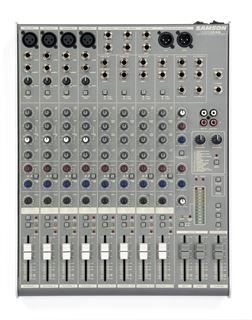 Picture of Samson MDR1248 12 Channel Audio Mixer, DSP Effects, 4 Mic/Line, 4 Stereo, Live/Studio, 3 Band EQ