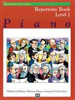 Immagine di Alfred's Basic Piano Library: Repertoire Book 2