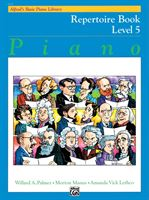 Picture of Alfred's Basic Piano Library: Repertoire Book 5
