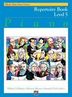 Immagine di Alfred's Basic Piano Library: Repertoire Book 5