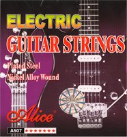 Picture of ALICE A507 Single string 009 for electric guitar