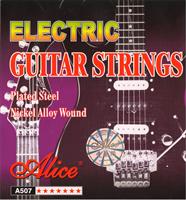 Immagine di ALICE A507 Muta completa per chitarra elettrica 009