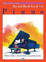 Picture of Alfred's Basic Piano Library: Recital Book 1A
