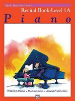 Immagine di Alfred's Basic Piano Library: Recital Book 1A