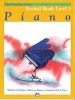 Immagine di Alfred's Basic Piano Library: Recital Book 3