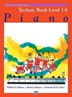 Immagine di Alfred's Basic Piano Library: Technic Book 1A
