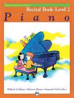 Immagine di Alfred's Basic Piano Library: Recital Book 2
