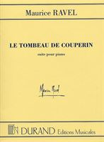 Picture of Le Tombeau de Couperin  - Maurice Ravel - Durand