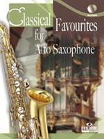 Immagine di Classical Favourites for Alto Saxophone - P. Manning