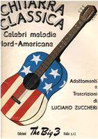 Picture of CHITARRA CLASSICA - Celebri melodie Nord-americane - Curci