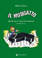 Picture of MARIA VACCA - IL MUSIGATTO SECONDO LIVELLO - ED. CARISCH